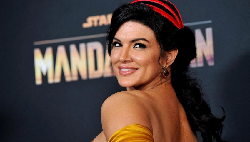 Bufera dei fan di 'The Mandalorian': tutti contro Gina Carano