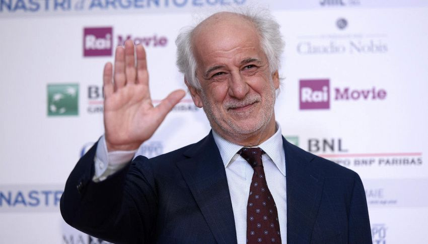 L'attore Toni Servillo tra i migliori 25 attori del ventennio