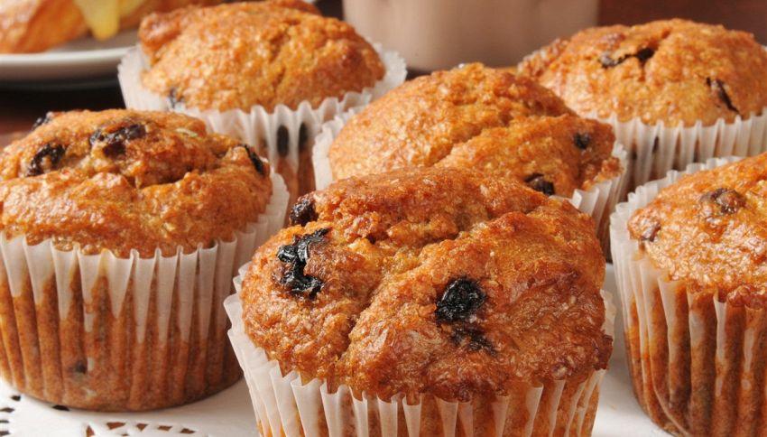 Muffin, se li conservi così stai sbagliando