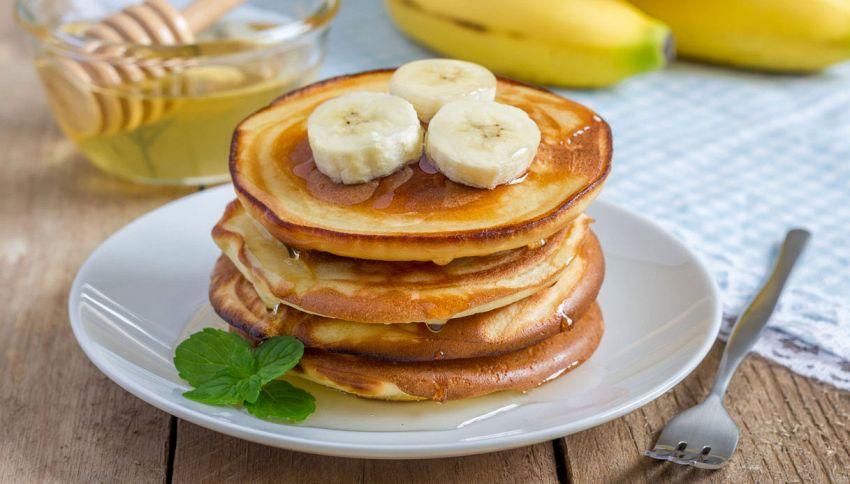 Pancake, il trucco per prepararli rapidamente