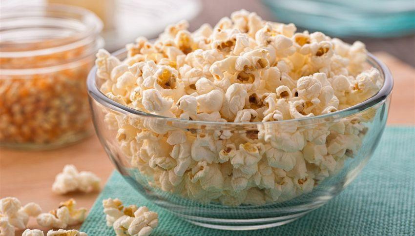 Il video dell'insalata di popcorn diventa virale
