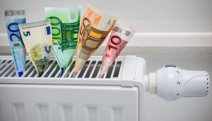 Come riscaldare la casa senza spendere troppo