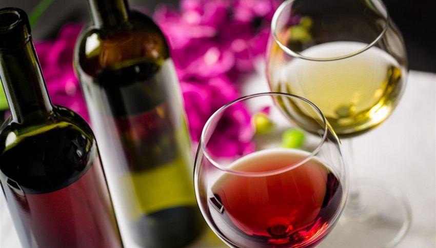 La differenza tra vino rosso e vino bianco che forse non conosci