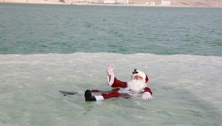 """Babbo Natale, cosa sta facendo prima dell'""""impegno natalizio"""""""