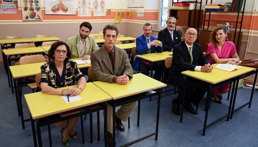'Il Collegio 5', nuove espulsioni: fuori Andreini e Grambone