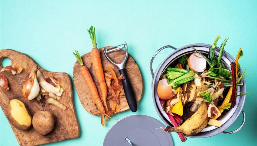 Non buttare gli scarti delle verdure
