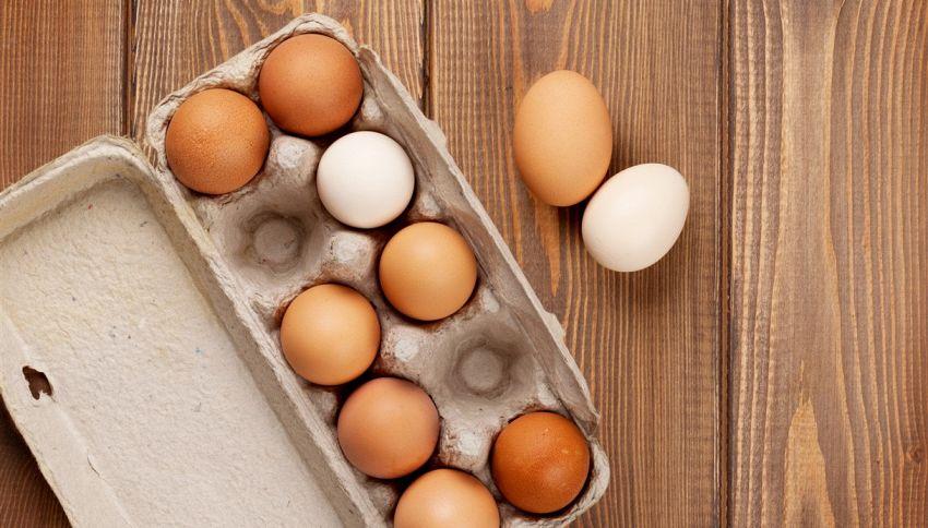 Gli errori che potresti commettere con le uova