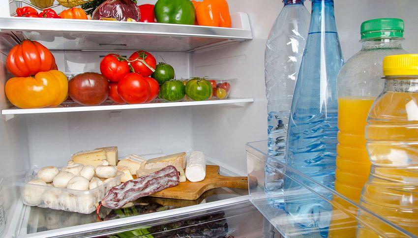 Come conservare gli alimenti in frigorifero in modo corretto