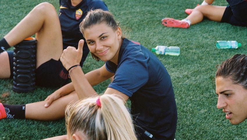 'Uniche', dove vedere la docuserie sul calcio femminile