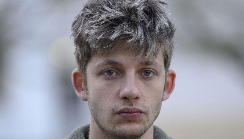'La Caserma': chi è la recluta Alessandro Badinelli
