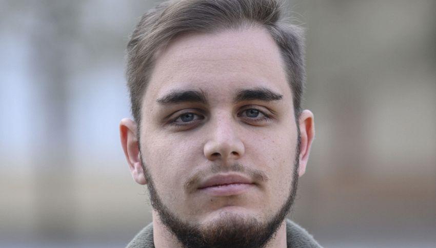 'La Caserma': chi è la recluta Antonio Gennarelli