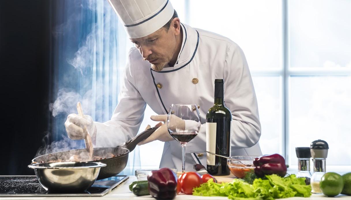 10 falsi miti sulla vita degli chef