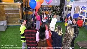 TartAmare e la lettera al GF Vip contro il lancio dei palloncini