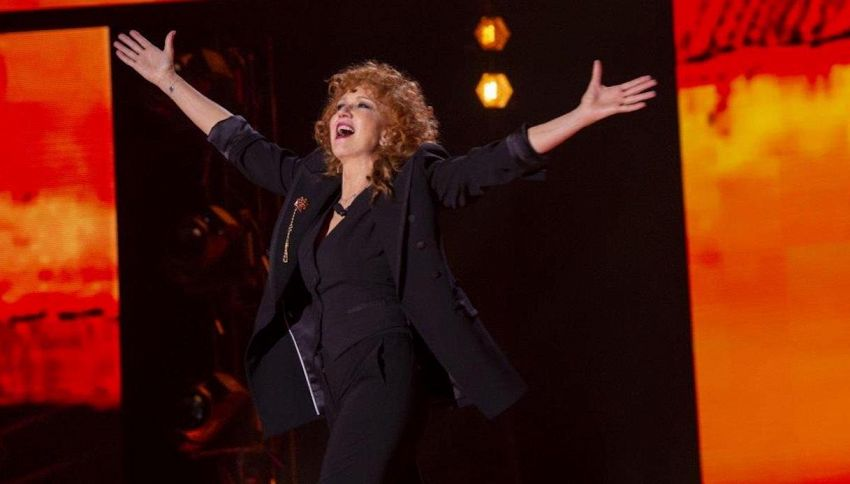 Fiorella Mannoia e 'La Musica che Gira Intorno': tutti gli ospiti