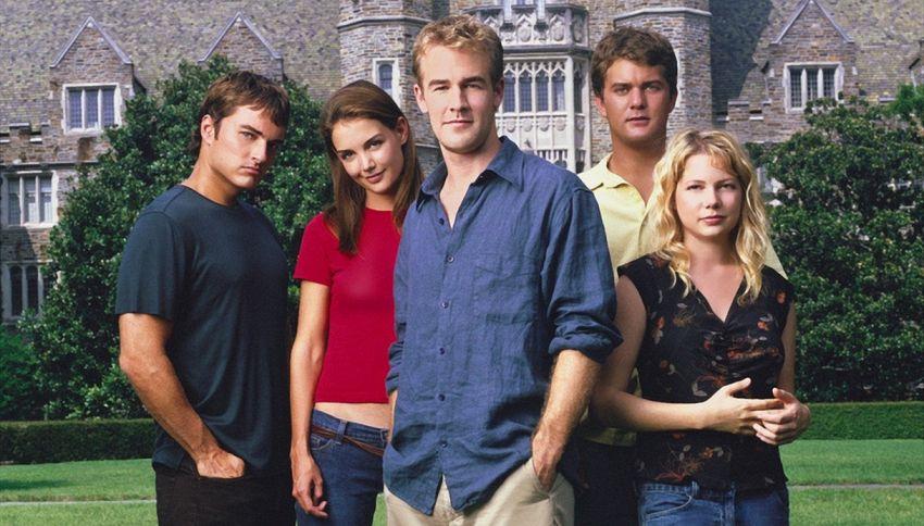 'Dawson's Creek': come sono oggi i protagonisti della serie?