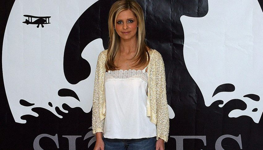 Buffy compie 40 anni, il messaggio di Sarah Michelle Gellar