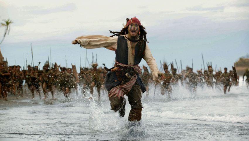 Una serie sui 'Pirati dei Caraibi' senza Johnny Depp?