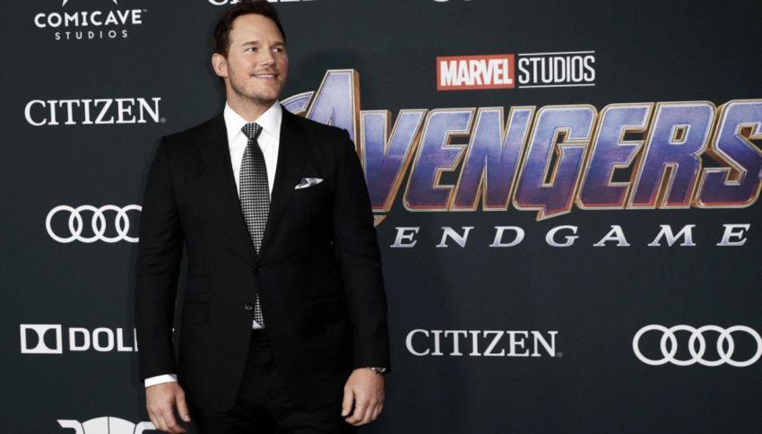 Il nuovo Indiana Jones potrebbe essere Chris Pratt, star Marvel