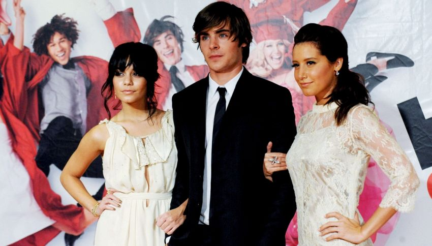 Quindici anni di 'High School Musical': dai film alla serie tv