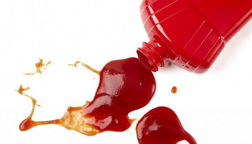 Dovresti evitare di congelare il ketchup