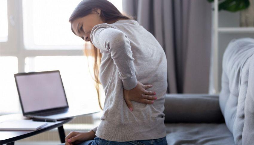 Vuoi avere una buona postura? I consigli degli esperti