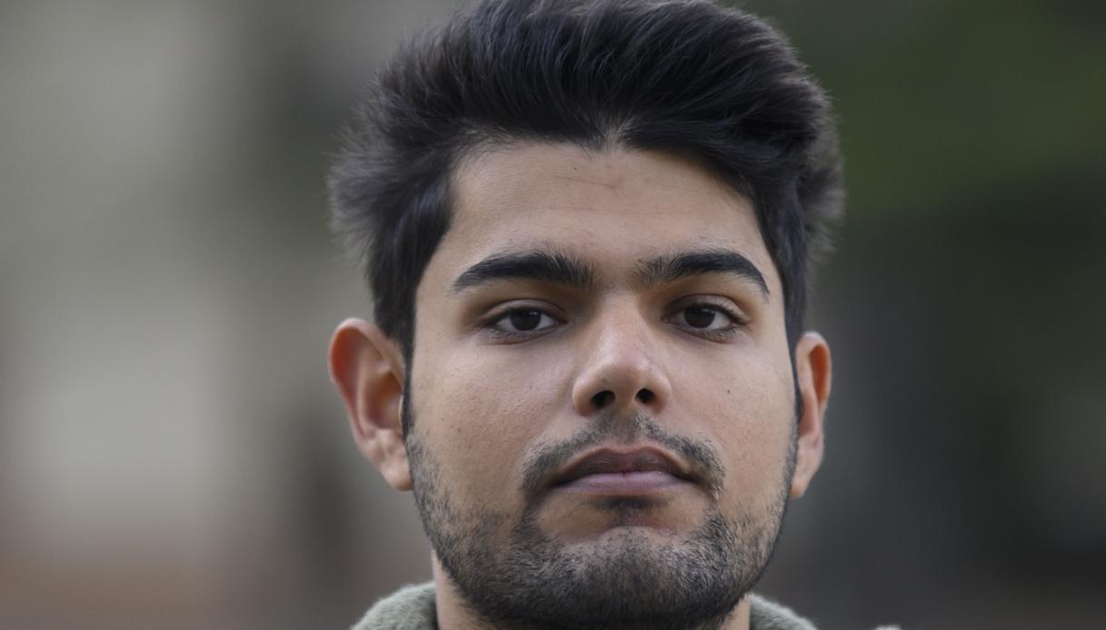 'La Caserma': chi è la recluta Omar Hussain