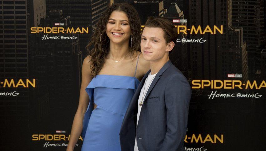 'Spiderman 3': nei post dei protagonisti tre titoli diversi