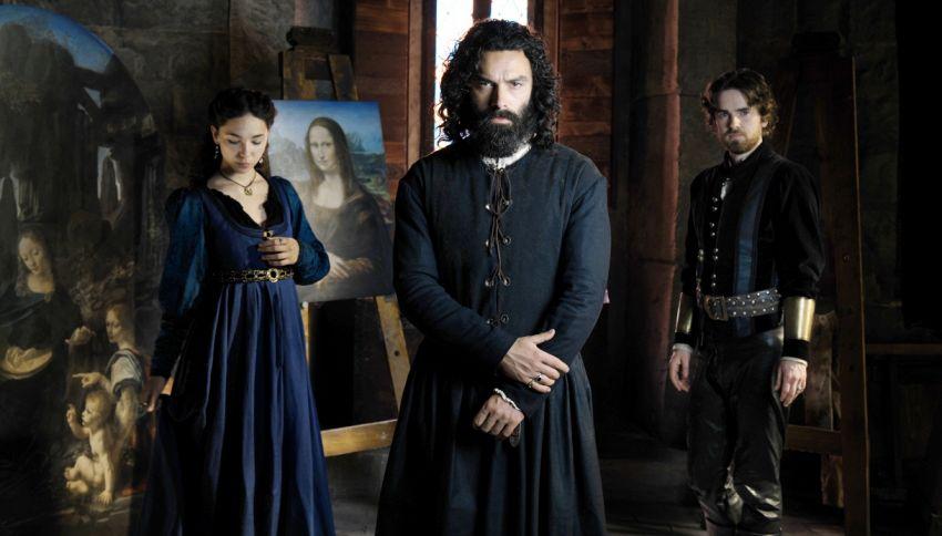 'Leonardo', al via la serie evento: la trama dei primi episodi