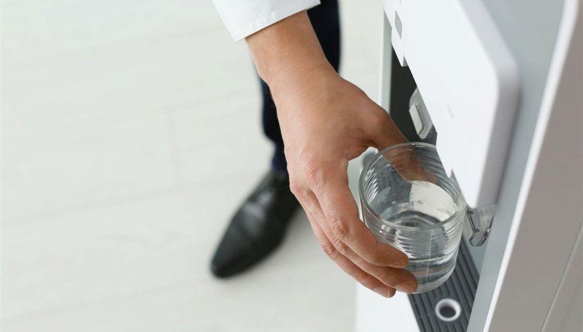 Bere acqua fredda accelera il metabolismo?