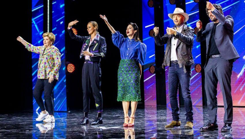 Italia's Got Talent, anticipazioni: ultima puntata di audizioni