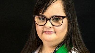 Luana Rolim, la consigliera comunale con sindrome di Down
