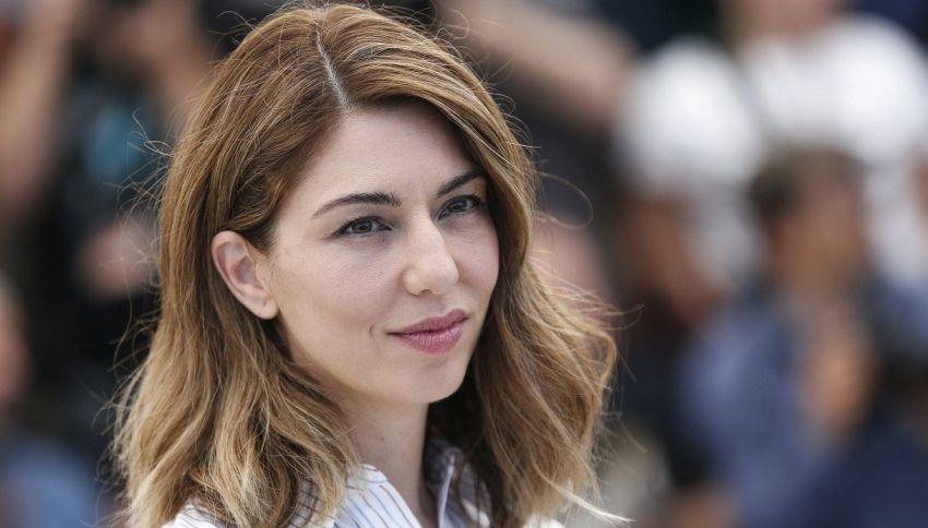 Sofia Coppola ha detto di non riuscire a vedere film senza donne