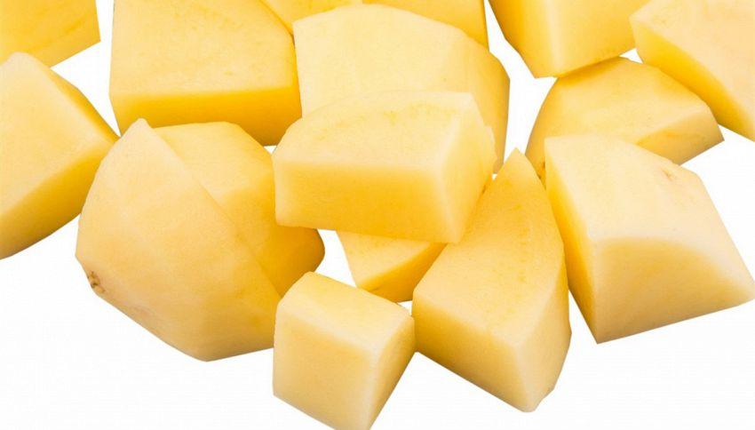 Piatto troppo salato? Usa una patata