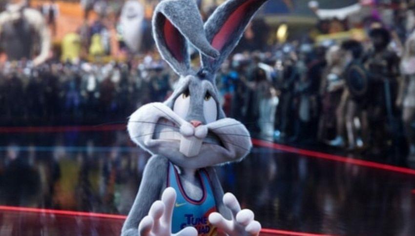 'Space Jam 2': la nuova Lola Bunny sarà meno sessualizzata