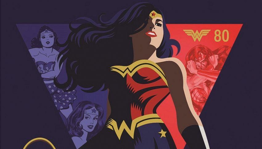 Una campagna globale per celebrare gli 80 anni di Wonder Woman