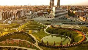 La panchina più lunga del mondo si trova a Milano