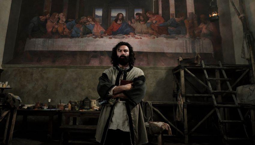 La serie 'Leonardo' e l'impatto sui libri dedicati all'artista