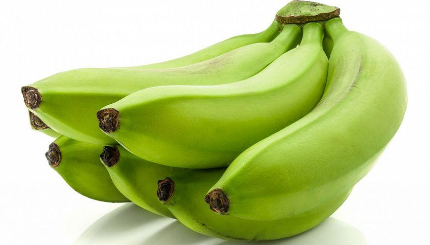 Fa male mangiare le banane troppo verdi? Cosa devi sapere