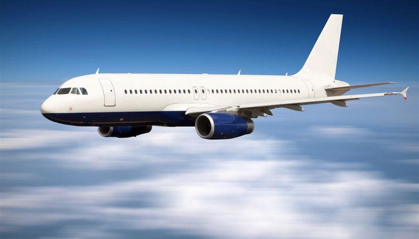 Sai perché gli aerei sono quasi tutti di colore bianco?