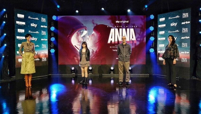 Niccolò Ammaniti firma la nuova serie originale 'Anna'