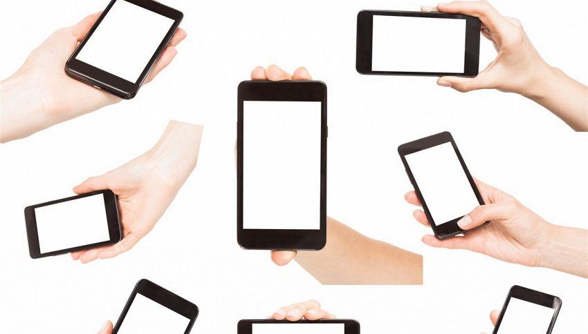 Come tieni il cellulare? Il test che rivela la tua personalità