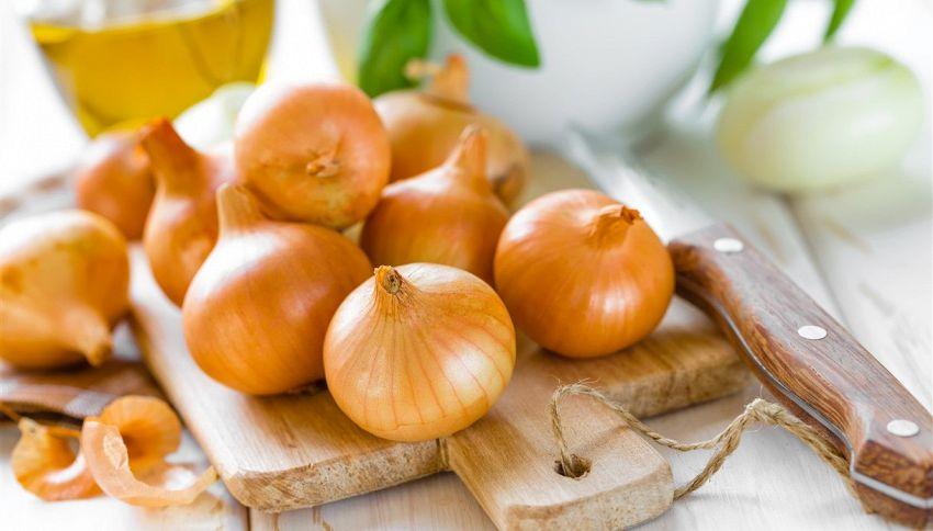 Cosa accade al tuo corpo se mangi cipolle ogni giorno