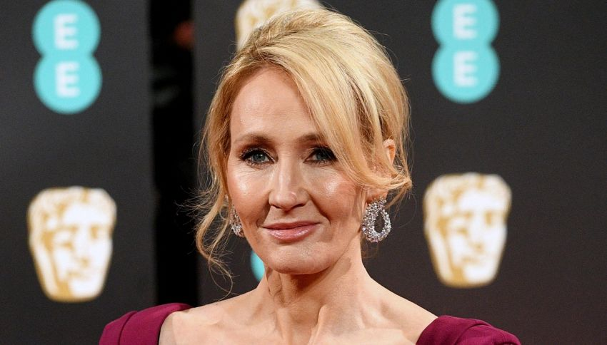 J.K. Rowling annuncia il nuovo libro 'Il Maialino di Natale'