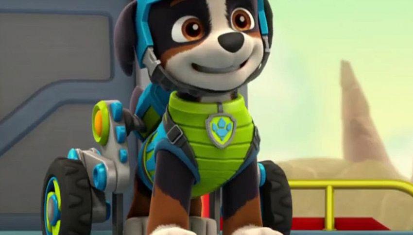 Rex, in 'PAW Patrol' un nuovo personaggio affetto da disabilità