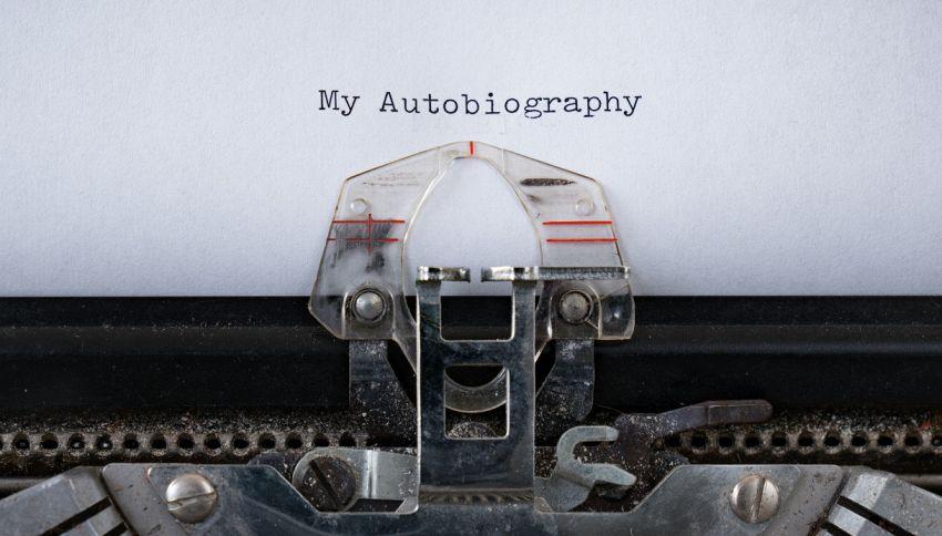 Scrive un'autobiografia a 17 anni: è record