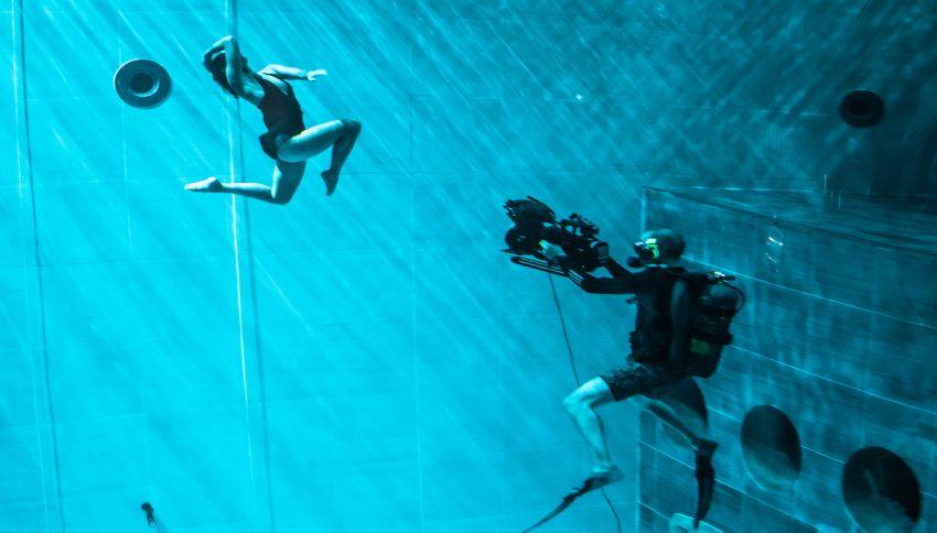 Si trova in Italia il teatro subacqueo più profondo al mondo