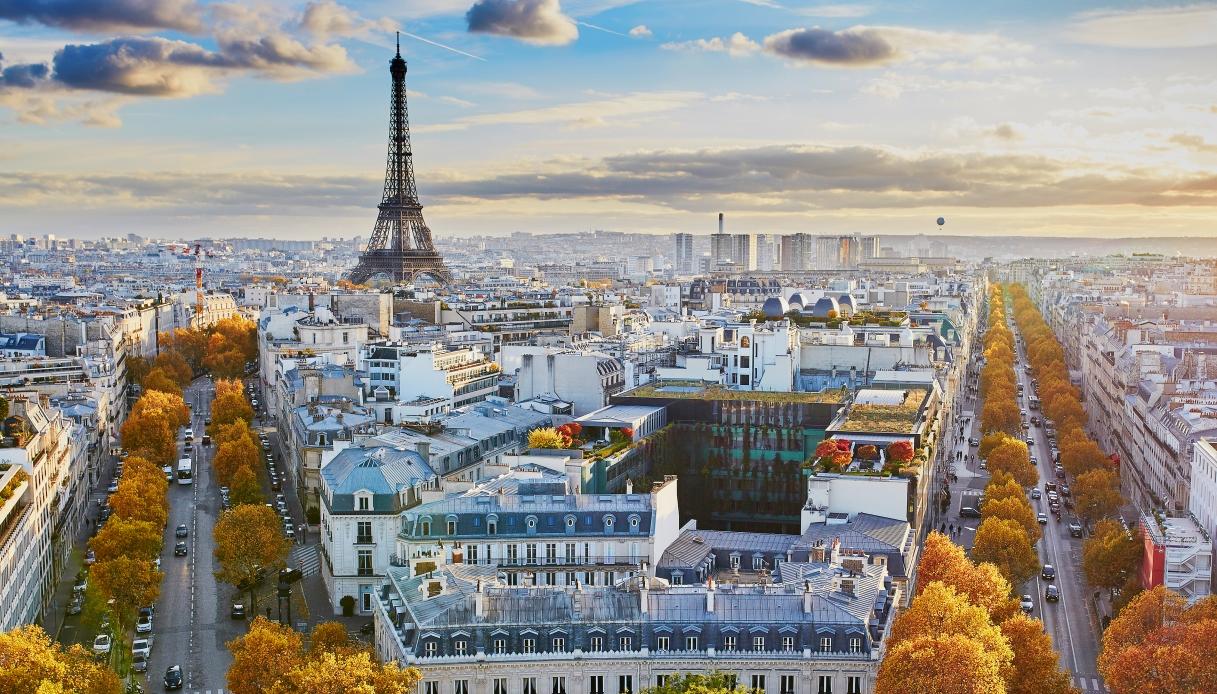 I cinque skyline più fotografati al mondo