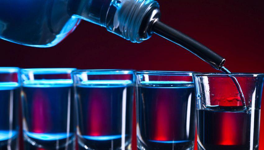 La regola sulla vodka che è obbligatorio seguire in Russia