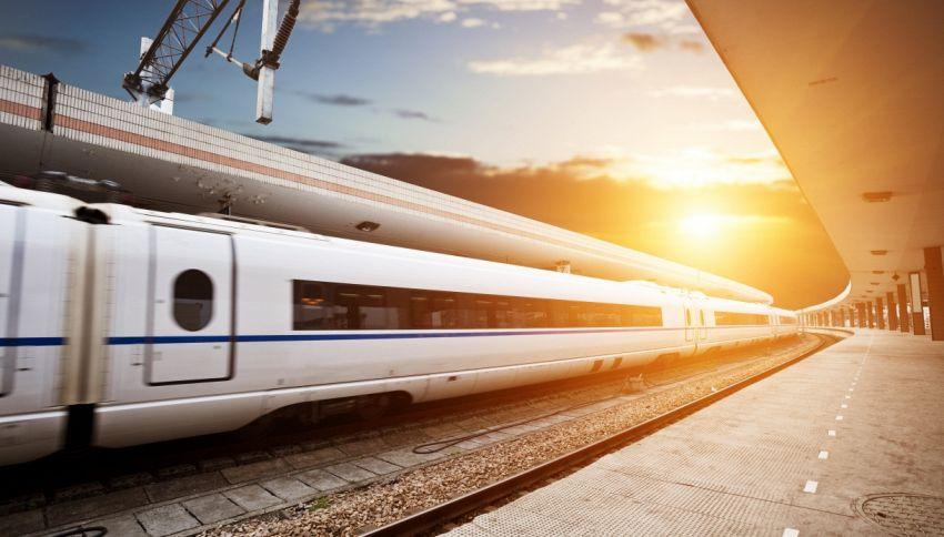 Il treno più veloce del mondo: ecco quale velocità raggiunge