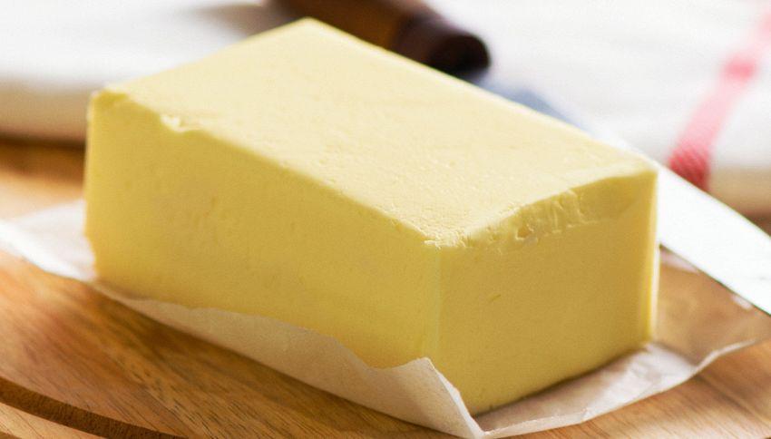Per quanto tempo puoi tenere il burro in frigorifero?